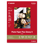 "Canon Photo Paper Glossy II, 8.5"" x 11"""