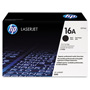 HP Q7516AG Black Toner Cartridge ,Model ,Page Yield 12000