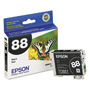 Epson 88 - Print Cartridge - 1 x Black
