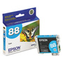Epson 88 - Print Cartridge - 1 x Cyan