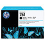 HP 761 Black Ink Cartridge, Model CM991A, Page Yield 1430