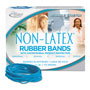 "Alliance Rubber Antimicrobial Rubber Bands, Latex Free, 3 1/2"" x 1/8"""