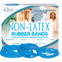 Alliance Rubber Antimicrobial, Latex Free Rubberbands, 1/4 Lb, Style 54
