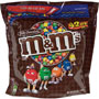 M & M's Plain , w/ Zipper on Bag, 42 oz.