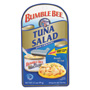 Advantus Ready to Eat Tuna Salad with Crackers, 3.5 Ounce