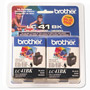 Brother 2PK LC41BK2PKS BLACK INK