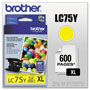 Brother Ink Cartridge, 600 Page Yield, Yellow