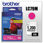 Brother Ink Cartridge, 1, 200 Page Yield, Magenta