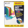 C-Line Top Loading Sheet Protector, Assorted Colors