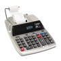Canon MP11DX 2 Color Printing Desktop Calculator, 12-Digit, Tax/Margin/Calendar