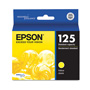 Epson T125420 Ink Cartridge - Yellow