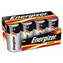 Energizer Max Alkaline D Batteries, Pack Of 8