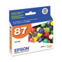 Epson T087920 Ink Cartridge, Orange
