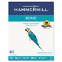 "Hammermill Recycled Multipurpose Paper, 8 1/2""x11"", 92 Bright, White, 20 LB, One Ream"
