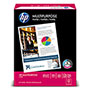 HP Multipurpose Paper, 96 Bright, 20lb, Letter, White, 2500 Sheets/Carton