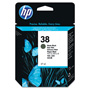 HP 38 Black Ink Cartridge ,Model C9412A ,Page Yield 920