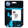 HP 38 Magenta Ink Cartridge ,Model C9419A ,Page Yield 2200