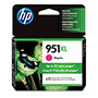 HP Ink Cartridge, 1500 Page Yield, Magenta