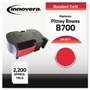 Innovera Compatible 767-1 Postage Meter Ink, Red