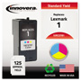 Innovera Remanufactured 18C0781 (1) Ink, Tri-Color