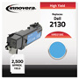 Innovera Remanufactured 330-1437 (2130) High-Yield Toner, Cyan