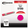 Innovera Compatible 310-5809 (5100) High-Yield Toner, Magenta