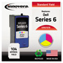Innovera Remanufactured JF333 (Series 6) Ink, Tri-Color