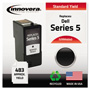 Innovera Remanufactured M4640 (Series 5) High-Yield Ink, Black