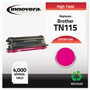 Innovera TN115M Compatible High-Yield Toner, 6600 Page-Yield, Magenta