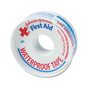 "Johnson & Johnson First Aid Waterproof Tape, 1/2"" x 10 Yards"