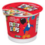 Froot Loops® Breakfast Cereal, 1 1/2 oz. Serving Size Cups, 6/Box