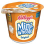 Kellogg's Breakfast Cereal, Frosted Mini Wheats, Single-Serve, 6 Cups/Box