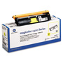 QMS 1710587001 Toner, 1500 Page-Yield, Yellow