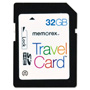 Memorex SDHC Travel Card, 32GB