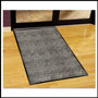 Millennium Mat Company Indoor Silver Series Walk Off Mat, Charcoal, 3' x 5