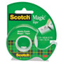 "Scotch Magic Tape w/Refillable Dispenser, 1/2"" x 800"", Clear"