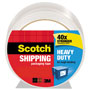 3M Premium Performance Heavy-Duty Super Clear Packaging Tape, 48Mm x 50M, 1 Roll