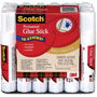 Scotch Permanent Glue Stick, .28 oz, 18/Pack