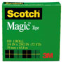 "Scotch Tape, 3/4"" x 2,592"""