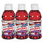 Ocean Spray 100% Juice, Cranberry Grape, 10 oz. Bottle, 6 per Pack