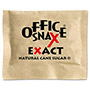 Office Snax Natural Sugar, 2000 Packets/Carton