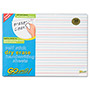 Pacon Dry Erase Handwriting Sheets, 8 1/4 x 11, Lined, 30/Pack