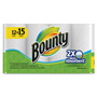 Bounty Paper Towels, 2-Ply, 12/PK, White
