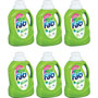 Fab® 2X HE Liquid Laundry Detergent, Spring Magic, 50oz, Bottle, 6/Carton