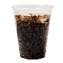 Chesapeake 16 Oz Pet Clear Plastic Cold Cup, 20 Sleeves of 50 Cups