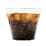 Chesapeake 9 Oz Pet Clear Plastic Cold Cup, 20 Sleeves of 50 Cups