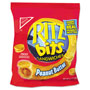 Ritz Bits® Peanut Butter, 1 1/2 oz Packs, 60 Packs/Carton