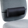 Safco Remedease Lumbar Backrest, 11-1/2w x 2-1/2d x 5h, Black