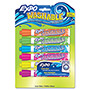 Expo® Washable Dry Erase Marker, Bullet Point, Assorted, 6/Set