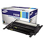 Samsung CLTP409B Toner, 1500 Page-Yield, 2/Pack, Black